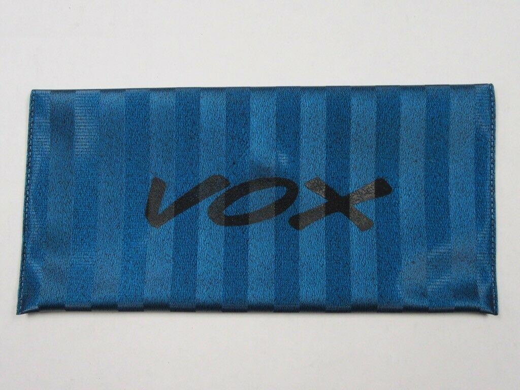 1960's Vox Guitar or Bass Accessory Snap Close Bag