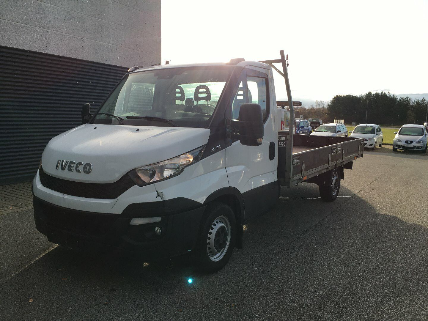Iveco Daily 3,0 35S17 4100mm Lad