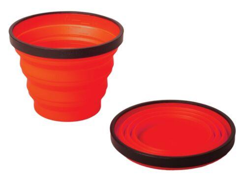 X-Cup senderismo y outdoor outdoortasse Vaso plegable para camping