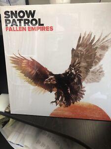 Snow Patrol - Fallen Empires New Sealed Vinyl Lp Gatefold Indie Rock