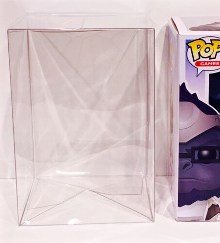 "6/"" Vinyl Figure   Case New 1 Box Protector for the OVERWATCH WINSTON FUNKO POP"