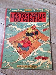les-disparus-du-mirific-les-aventures-de-chick-bill-1963-cote-BDM-70e-100