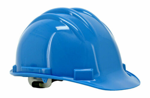 4 Point Free Shipping New Ironwear 3960-B Hard Hat Smooth Edge 1PC Blue