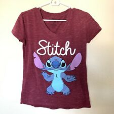 Disney Lilo and Stitch Dramatic qoutes Men Women Unisex T-shirt V213