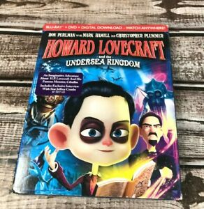HOWARD-LOVECRAFT-AND-THE-UNDERSEA-KINGDOM-New-Sealed-Blu-ray-DVD-SLIPCOVER