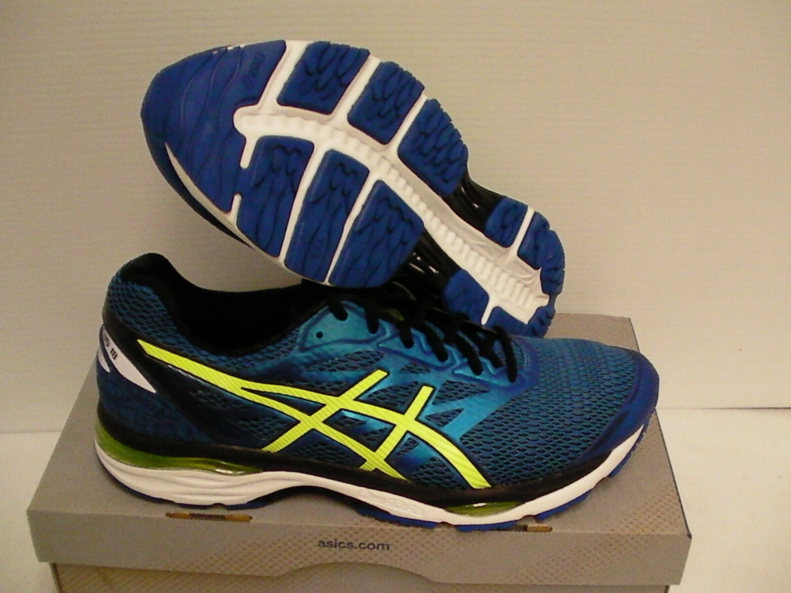 Mens Mens Mens Asics running shoes gel cumulus 18 imperial safety yellow size 12.5 us 859366