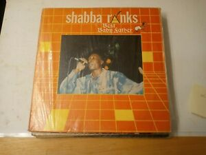 Shabba-Ranks-Best-Baby-Father-Vinyl-LP-1989