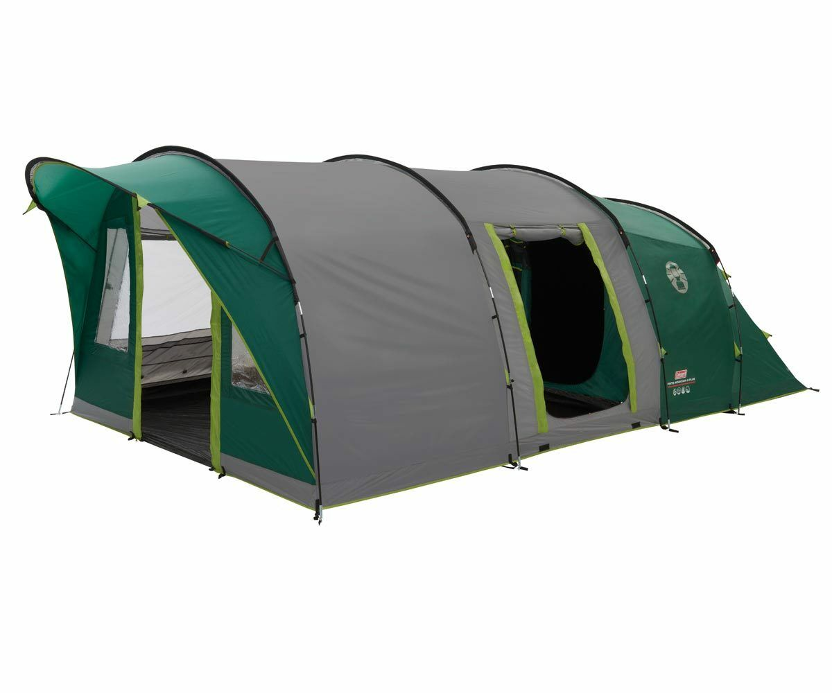 Coleman Pinto Mountain 5 Plus 5 Pers. Tunnelzelt verdunkelter Schlafbereich Schlafbereich Schlafbereich  | Kompletter Spezifikationsbereich  1ea537