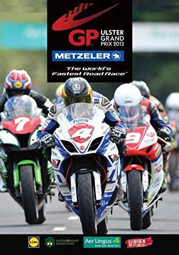 The Ulster Grand Prix 2013 [DVD]