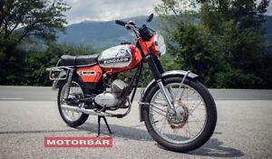 Zuendapp-GTS-50-Typ-517-Oldtimer-Moped-Motorrad-Mofa-1975-Vintage-Motorcycle-Bike