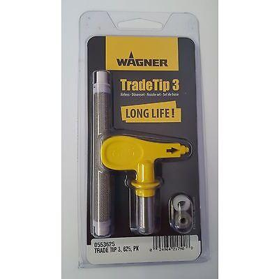 Wagner TradeTip 3 Düse  für Airless Farbspritzgerät, wählbar Größen 243 - 467