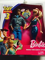 Toy Story 3 Barbie & Ken Made For Each Other Giftset