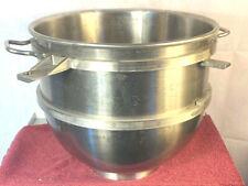 Hobart Legacy Bowl Hl 80 Stainless Steel Fits Hl800 Amp Hl1400 Mixer Excellent