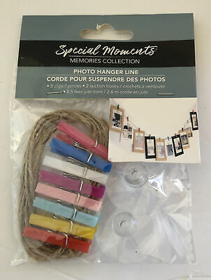 FREE Shipping!!!! NEW Special Moments Photo Hanger Line 8.5 Feet