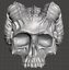 Petrobond-Delft-Clay-Push-Ingot-Casting-Mold-Pattern-Ram-Head-Skull thumbnail 1