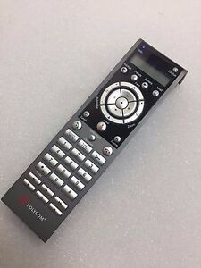 Polycom-HDX-Series-Remote-Control-GERMAN-VER-2201-52556-001-7000-8000-9000