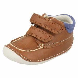 Pequeño Zapatos Clarks Primeros Tuktu Niños qTFwAftf