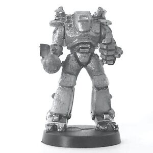 Power-Armoured-Standing-28mm-Unpainted-Metal-Wargames