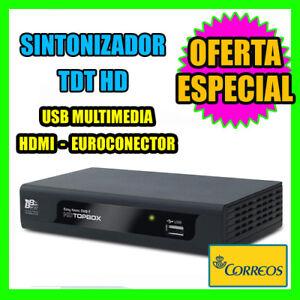 Sintonizador-TDT-HDMI-EUROCONECTOR-TDT-Easy-Home-DVB-T-HD-TOPBOX-USB-MULTIMEDIA