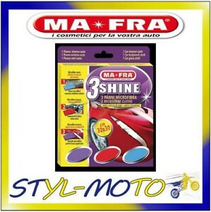 Panno Microfibra Per Asciugare L Auto.3 Panni Ma Fra 3shine In Microfibra Per Asciugare L Auto Macchina Ebay