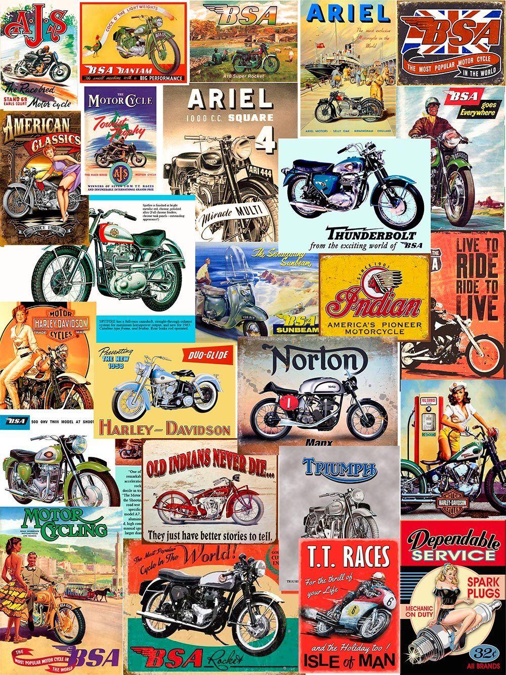 Harley Davidson Full Service Sign 13x15 For Sale Online Ebay