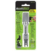 Reciprotool Universal Adapter Recip Reciprocating Saw Attachment Power Tool