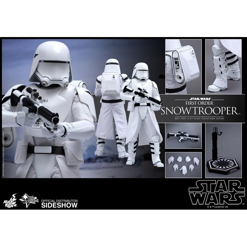 Star Wars First Order Snowtrooper - 30cm Scale Figure - Limited Edition