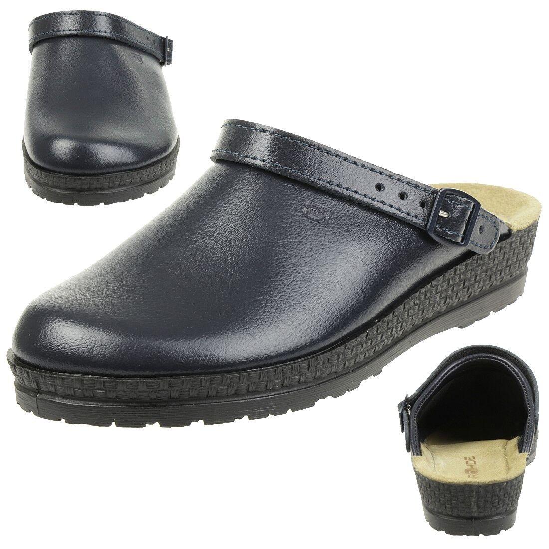 disponibilidad en el reino unido e0780 db15f Rohde Neustadt D Zuecos de por Casa de Mujer Zapatos 1440 ...