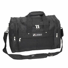 Everest Luggage Travel Gear Bag - Black