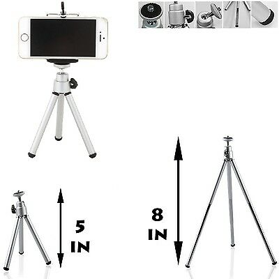 f65b32358c4b Extra Extended Stand Mini Tripod For Apple iPhone Samsung Galaxy LG  Motorola HTC | eBay