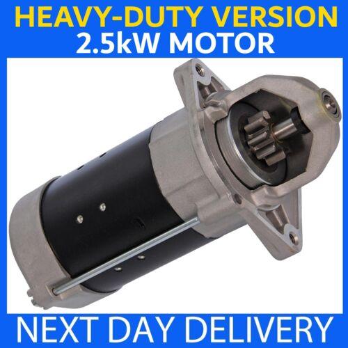 IVECO DAILY 2.3 2.8 3.0 DIESEL JTD 1999-2014 HEAVY-DUTY  BRAND NEW STARTER MOTOR