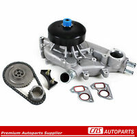 2004-06 Gm Cadillac Chevrolet Gmc 4.8l 5.3l 6.0l V8 Timing Chain Water Pump Kit on sale