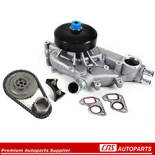 2004-06 GM Cadillac Chevrolet GMC 4.8L 5.3L 6.0L V8 Timing Chain Water Pump Kit