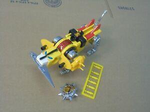 Original-Voltron-GB36-GB-36-Y-amp-K-Yellow-Lion-Go-Lion-D-TOEI-Die-Cast