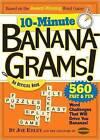 10-Minute Bananagrams! by Rena Nathanson, Joe Edley (Paperback, 2011)