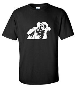 Bez The Happy Mondays Black Grape Indie Rock Music T-Shirt