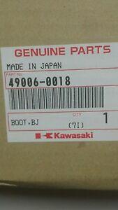 49006-0018 Boot, BJ Kawasaki Original