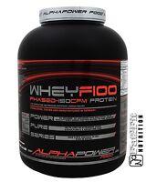 Whey F100 CFM Protein 2000g (19,50€/kg) Eiweiß Shake Muskeln Fitness Training