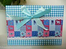 Box Geschenkbox ✿ Bamby ✿ Geschenkschachtel GIFT Box Boîte Cadeau