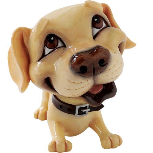 Arora Little Paws MARLIE Golden Labrador Figurine Dog Ornament NEW FOR 2018