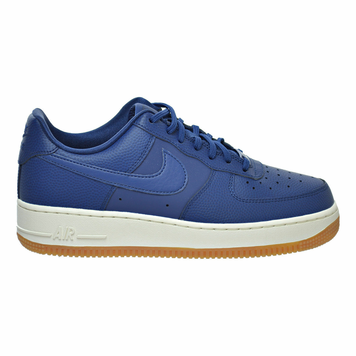 NIKE WOMENS AIR FORCE 1 '07 SEASONAL SHOES SIZE 7 coastal bluee 818594 401