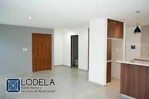RENTA Moderno departamento de 2 Recámaras, planta baja, Lomas del Tec, SLP