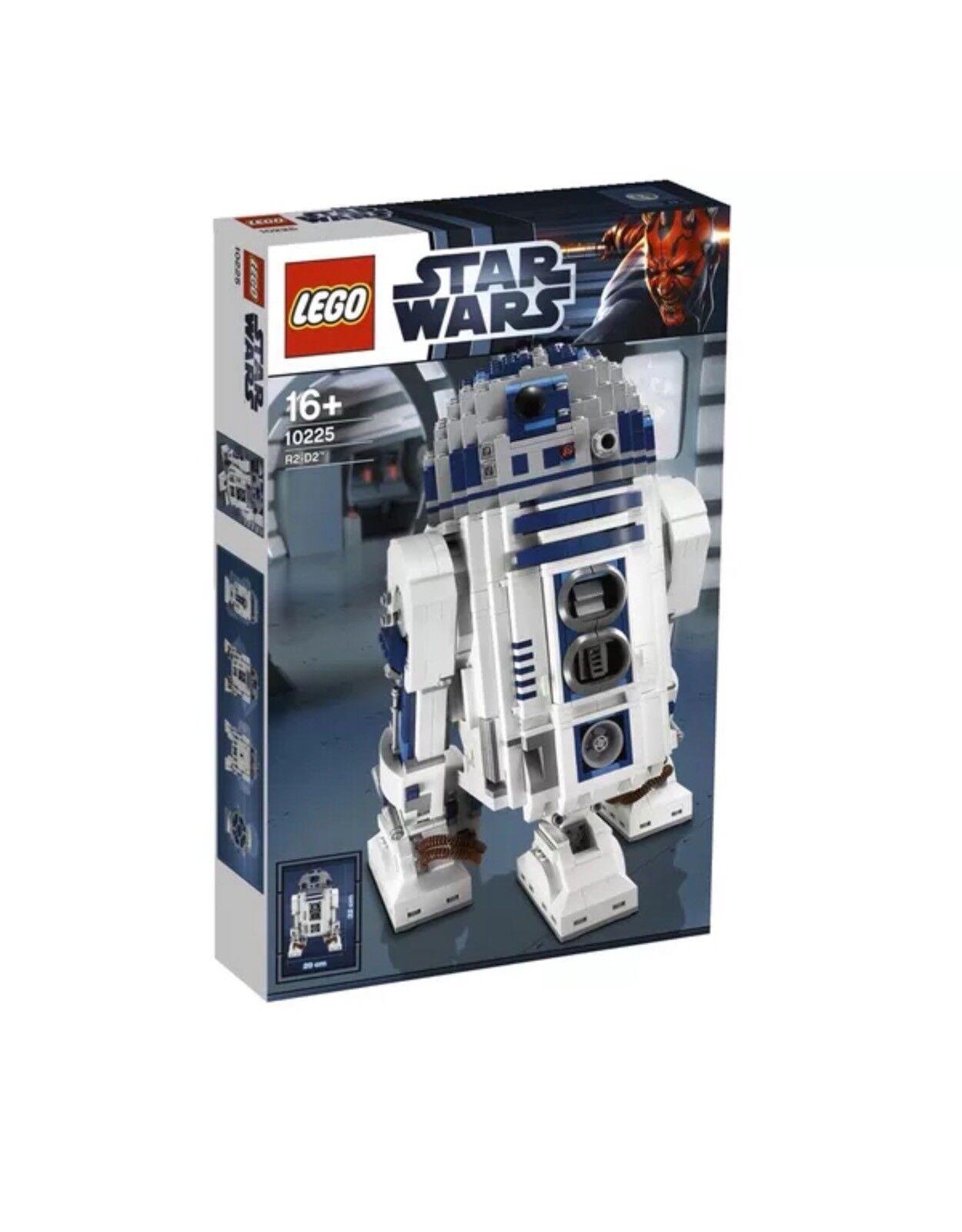 Lego Star Wars 10225 R2-D2 UCS Nuevo Sellado retirado