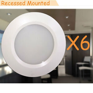 12v dc energy saving led recessed ceiling cabinet lighting fixtures
