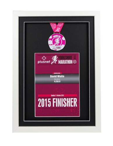 Running Number Competition Display Picture Frame Vivarti Sports Shirt Medal