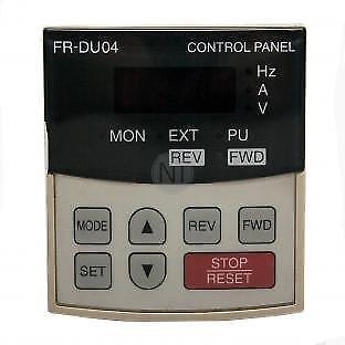 Mitsubishi FR-DU04 Keypad with 12 month warranty