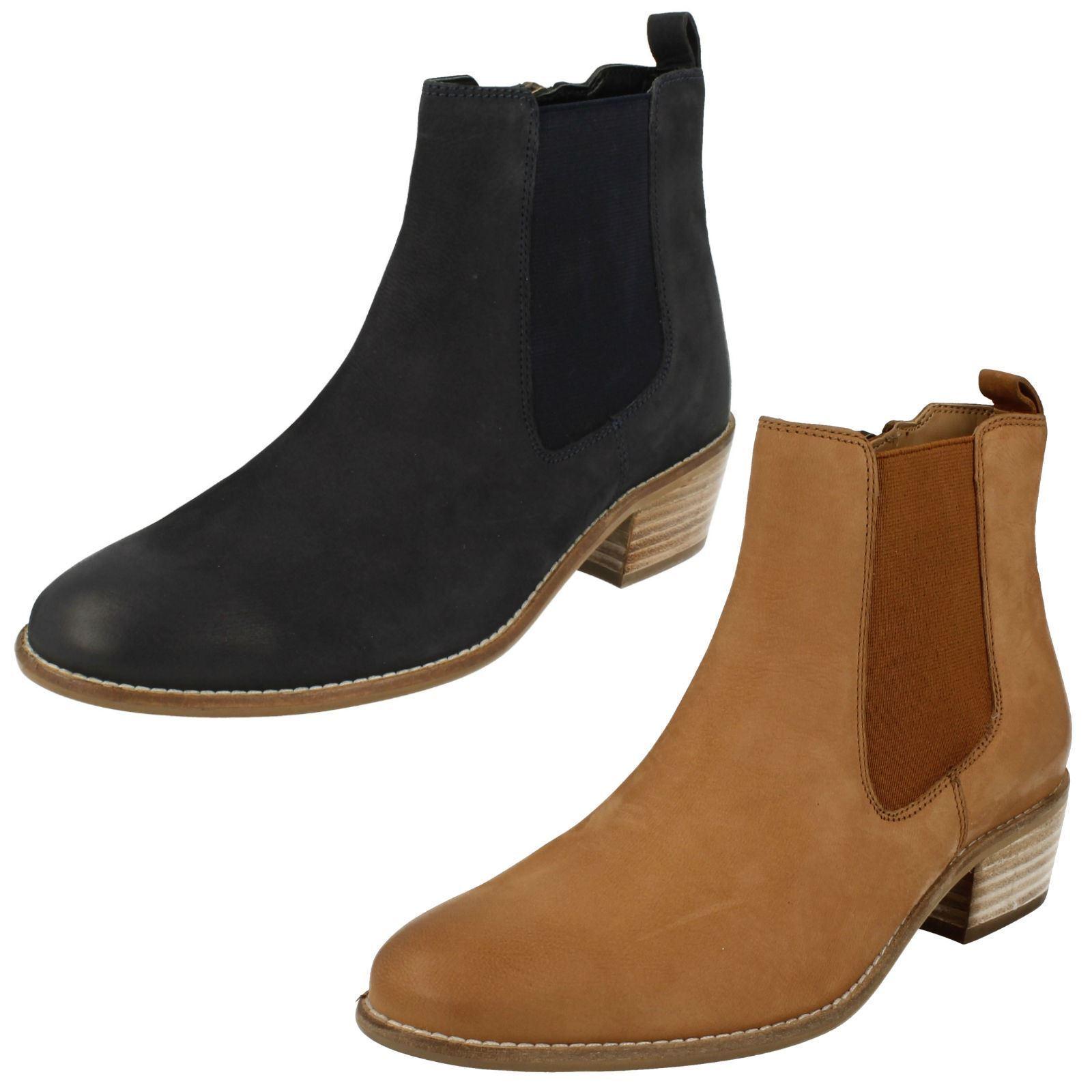 Señoras 'Benton' van dal Chelsea botas al Tobillo 'Benton' Señoras ea5b07