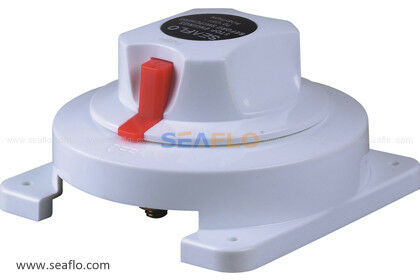 Seaflo 300A 4 Position Battery Selector Switch Boat Marine RV