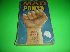 Mad Power 1st Print Oct 1970 Paperback