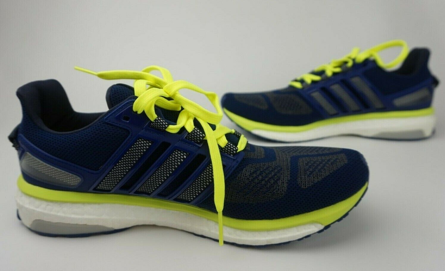 Size 10 - adidas Energy Boost 3 Unity Ink Solar Yellow for sale ...
